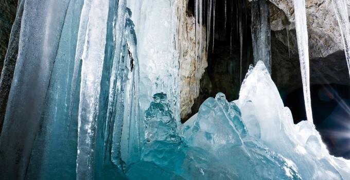 Ľadová krása Nízkych Tatier