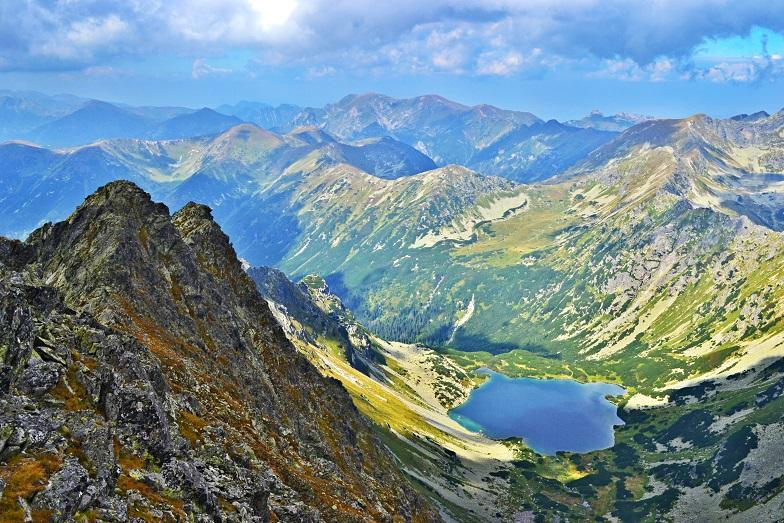 Velikán spomedzi tatranských jazier