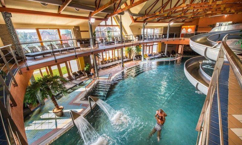 Milujete relax pri vode? Vodný park Bešeňová vám ho poskytne aj počas zimy